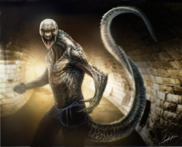 Spider man 2 concept art